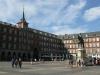 Hiszpania, Madryt - plac Plaza Mayor