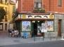 Hiszpania, Madryt cz.2, wokół starego miasta