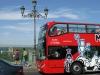 Hiszpania, Madryt - piętrowy autobus dla turystów