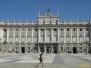 Hiszpania, Madryt cz.4, Pałac Królewski Palácio Real i okolice