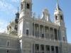 Hiszpania, Madryt - Katedra La Almundena