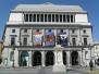 Hiszpania, Madryt cz.5, Almundena, Palácio Real, Opera i okolice