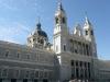 Hiszpania, Madryt - katedra Almundena