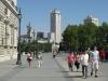 Hiszpania, Madryt - okolice Palácio Real