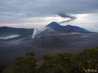Wulkan Bromo i Semeru