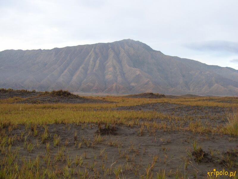 Krater wokół wulkanu Bromo
