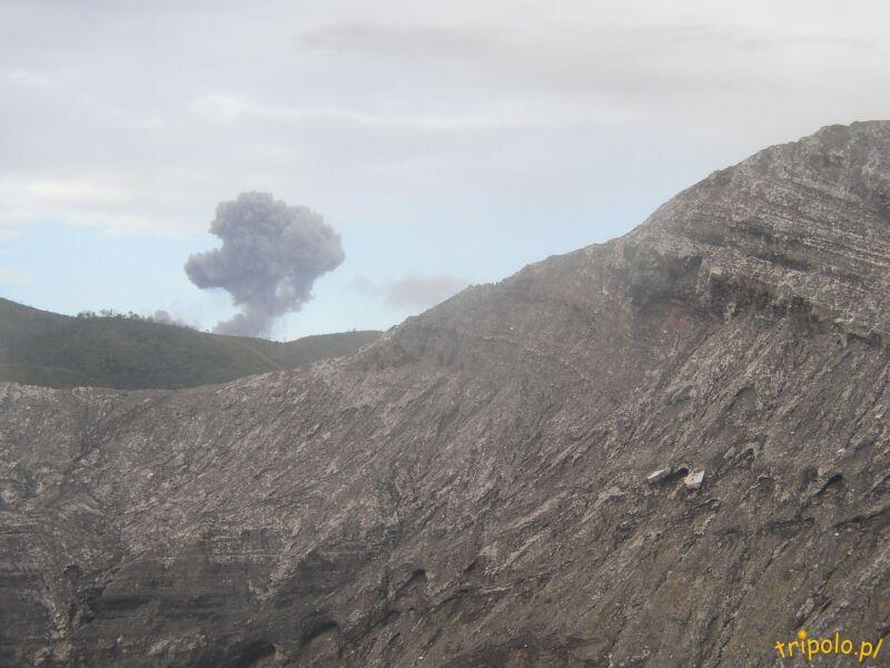 Kolejny wulkan?