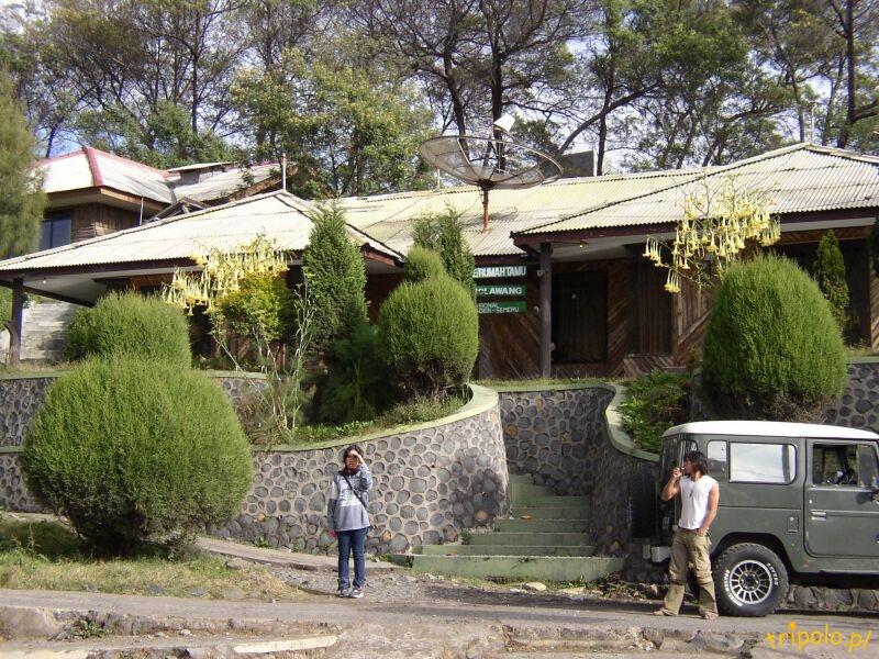 Stacja turystyczna Parku Narodowego Bromo-Tengger-Semeru