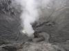 Krater wulkanu Bromo w całej okazałości