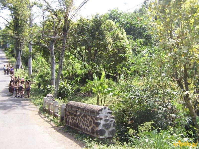 Indonezja - wiejskie klimaty