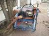 Śpiący rikszarz
