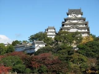 Japonia - zamek Himeji-jo
