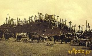 kryziu kalnas historia