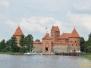 Litwa, Troki - zamek na wyspie
