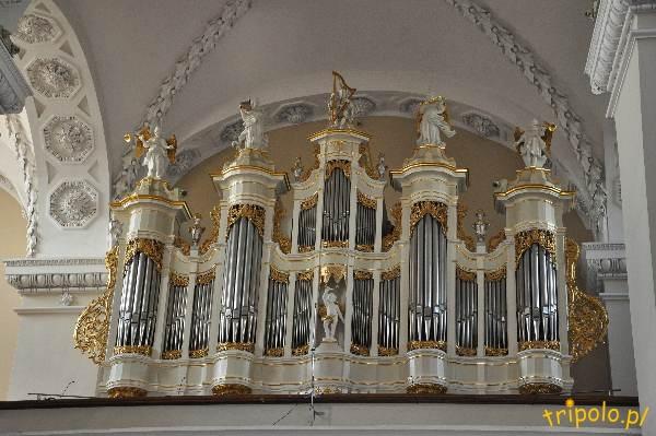 Litwa, Wilno - wnętrze katedry wileńskiej