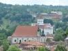 Litwa, Wilno - panorama miasta z Góry Zamkowej