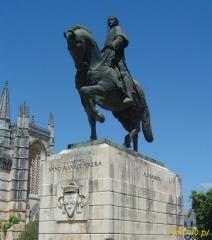 Portugalia - okolice Lizbony - Batalha