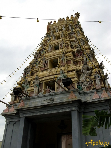 Tradycyjna świątynia hinduska
