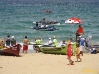 Plaża Manly w Sydney (Manly Beach)
