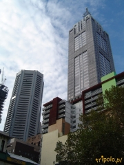 Nowoczesne centrum Melbourne