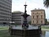 Fontanna w centrum Melbourne