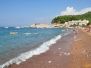 Petrovac - plaża