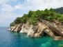 Petrovac - wycieczka wzdłuż wybrzeża