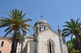 Herceg Novi - cerkiew św. Michała Archanioła