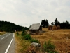 Czarnogóra, Durmitor - droga do Żabljaka