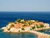 Najbardziej malownicze miejsce w Czarnogórze - Wyspa św.Stefana (Sveti Stefan)
