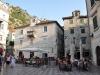 Kotor - centrum miasta jest bardzo urokliwe