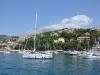 Herceg Novi - widok na port i miasto