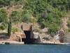 Boka Kotorska - wykuty w skale tunel służący Marynarce Wojennej byłej Jugosławii