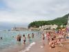 Czarnogóra, Petrovac - plaża