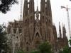 Barcelona - Sagrada Familia wciąż w budowie