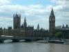 Londyn, budynek Parlamentu nad Tamizą