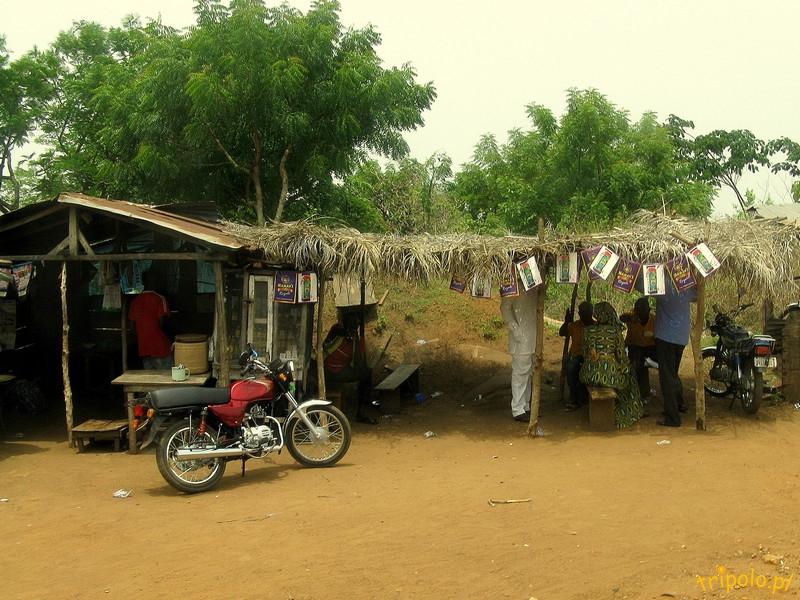 Okolice Lagos - nigeryjska prowincja