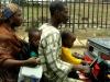 Nigeria - rodzinny transport