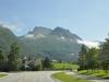 Norwegia, górskie krajobrazy