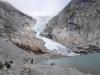Norwegia, lodowiec Jostedalsbreen