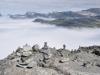 Geirangerfjord ze szczytu Dalsnibba