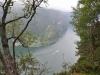 Geirangerfjord widok z punktu widokowego Losta