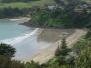 Auckland, NZ - Wyspa Waiheke - zwiedzanie na rowerze