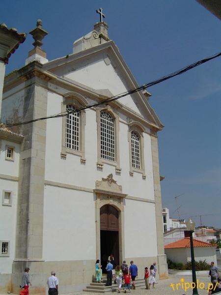 Portugalia, zabudowa miasteczka Albufeira