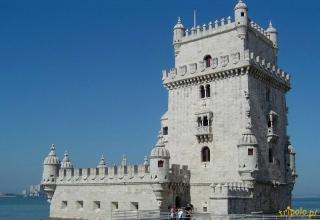 Portugalia, Lizbona - Torre de Belem