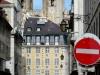 Portugalia, Lizbona - Stare Miasto, w głębi wieże katedry (Se)