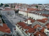 Portugalia, Lizbona - Plac Rossio.