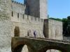 Portugalia, Lizbona - Zamek św. Jerzego w Lizbonie (Castelo de Sao Jorge)