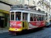 Portugalia, Lizbona - kolejny stary tramwaj miejski