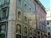 Portugalia, Lizbona - budynek oklejony słynnymi płytkami azulejos